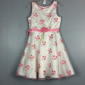 SweetHeartRose Girls Floral Party Easter Dress 12